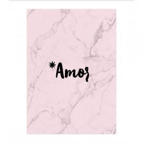 Poster Amor Rosa A3