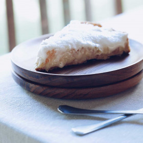 Prato de Madeira Koya
