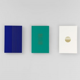 Trio Cadernetas Paralelas