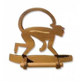 Papeleira Macaco