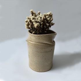 Vaso de Cerâmica Derretido