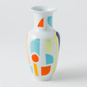 Vaso em Porcelana G - Coleção Cores De Tarsila