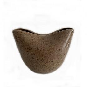 Vaso de Cerâmica Ondas - ENTREGA IMEDIATA