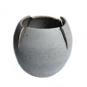 Vaso de Cerâmica Recorte - ENTREGA IMEDIATA