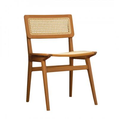 Cadeira em Palha Natural Canário