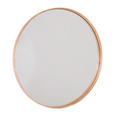 Espelho Redondo com Moldura Tapirirá