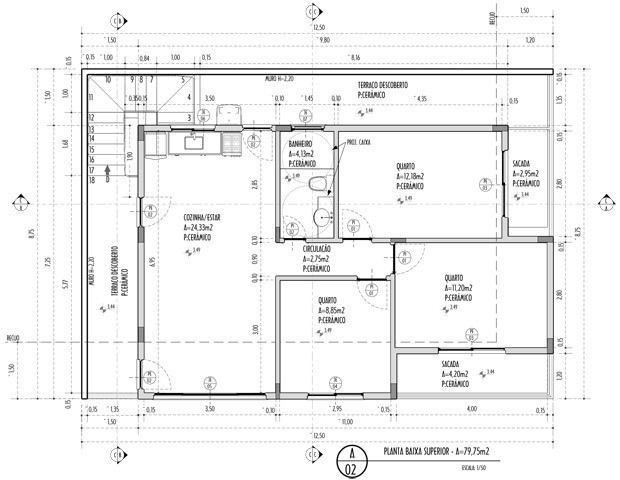 Top Como fazer desenhos técnicos com SketchUp e Layout AC63