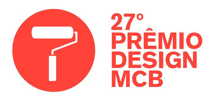 Prêmio Design MCB: Inscrições abertas
