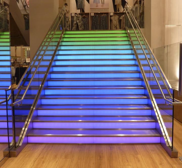 Descubra os efeitos das cores na iluminação