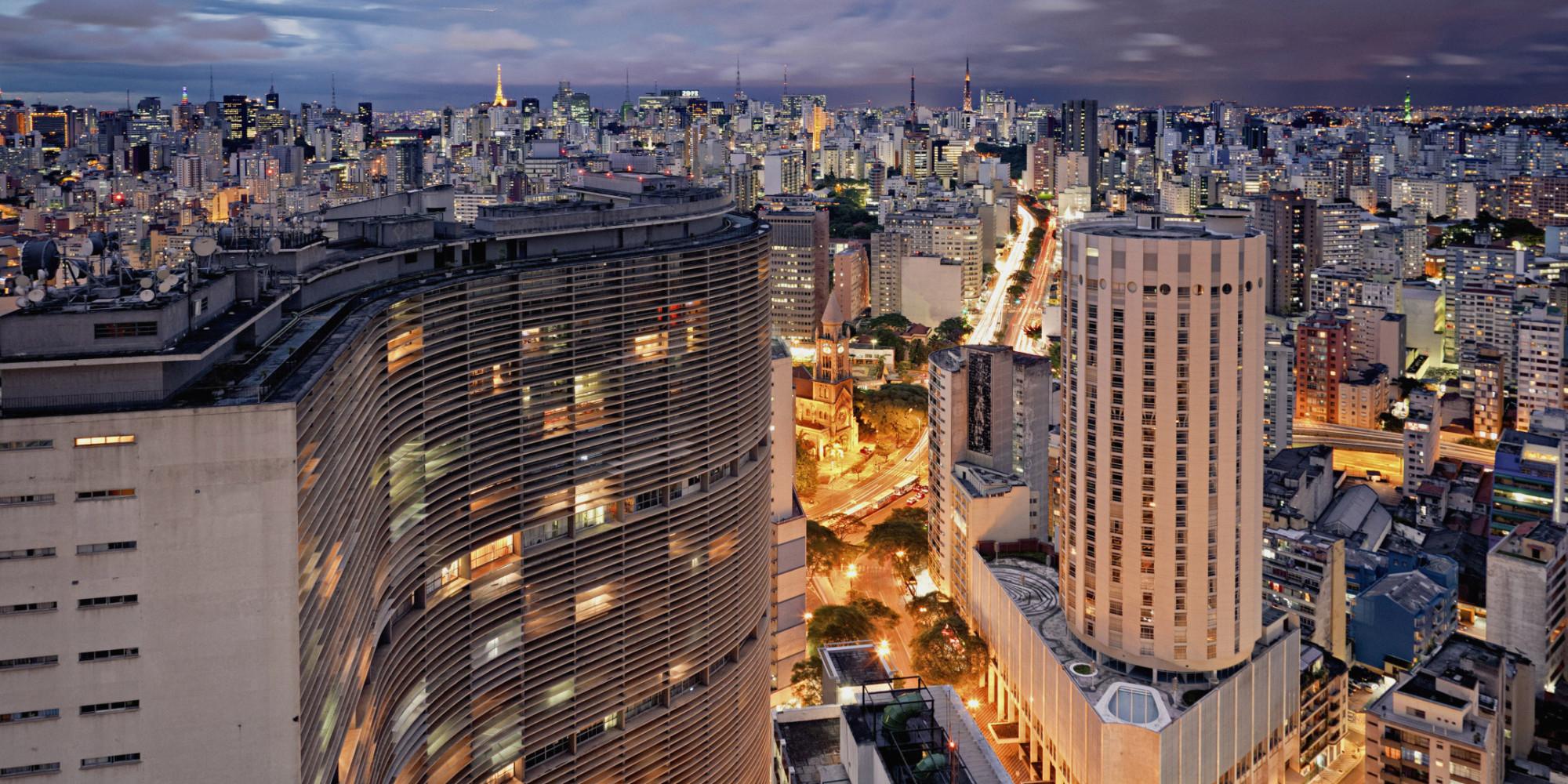 Animação conta a história de 5 edifícios ícones de São Paulo