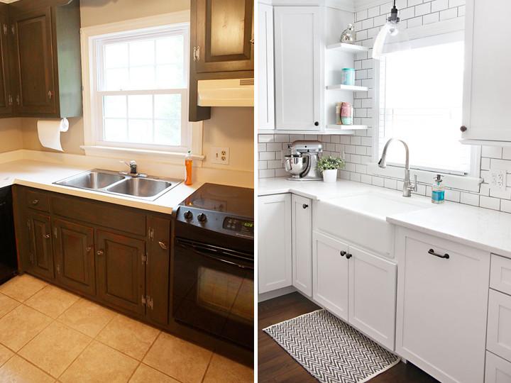 Antes e Depois: 4 dicas de reforma de cozinha