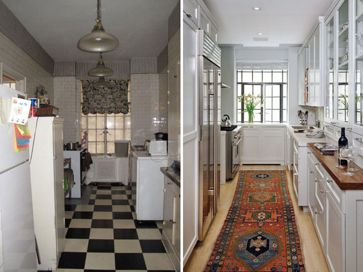 Antes e depois dicas de reforma de cozinha - Reformas casas pequenas ...