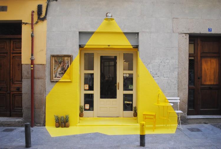 Descubra como decorar de forma criativa usando amarelo.