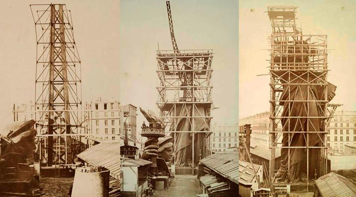 9 monumentos históricos em construção