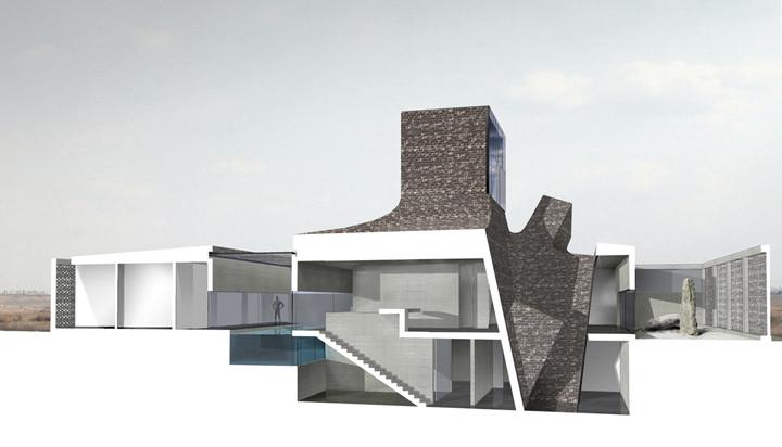Ordos 100 download de projetos de arquitetura para sketchup for Casa moderna sketchup download
