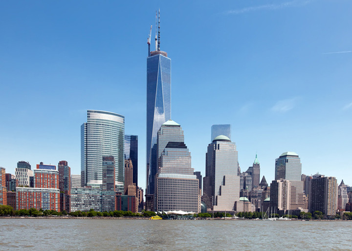 One world trade center hometeka - Architekt one world trade center ...