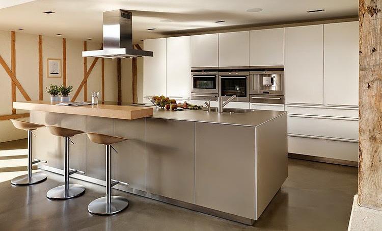 41 ideias de inspiração e materiais para bancadas na cozinha # Altura Minima De Bancada De Cozinha