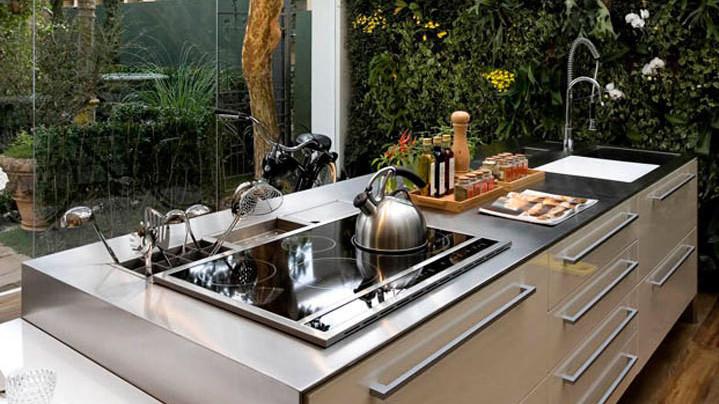 41 ideias de inspiração e indicações de materiais para bancadas na cozinha