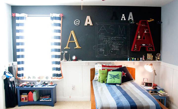 O guia definitivo para criar e decorar uma parede lousa