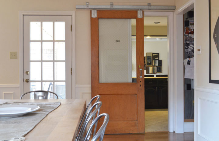 Tudo sobre portas de correr instala o dicas e inspira o for Puerta corrediza externa
