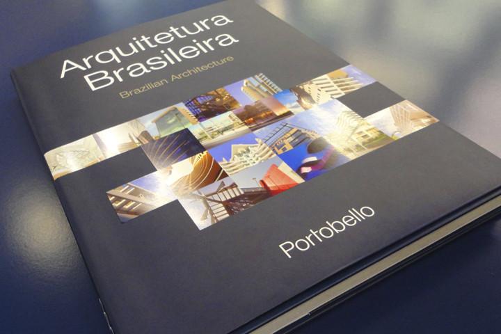 Portobello lança 3ª edição de livro sobre arquitetura brasileira