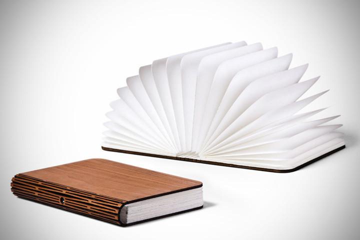 Lumio: a luminária em forma de livro