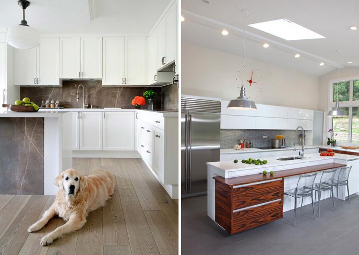 As 7 principais tendências em cozinhas