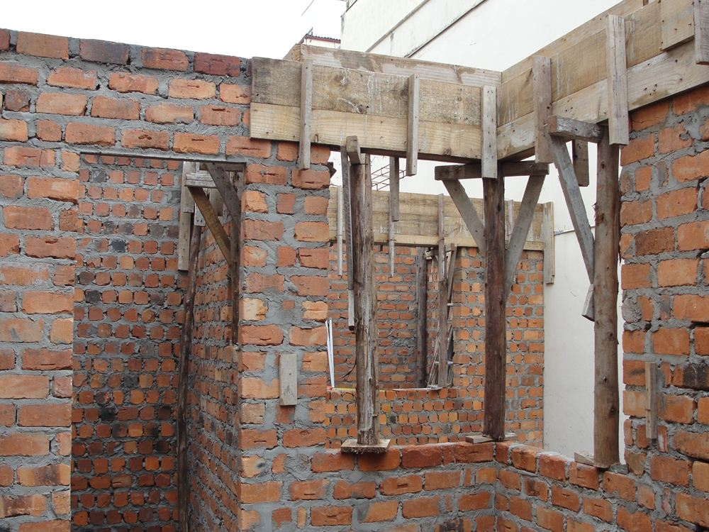 Construção convencional