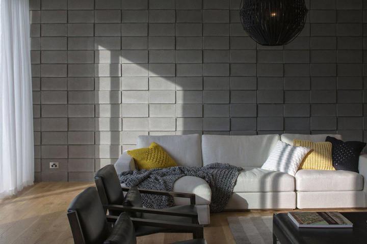 Compare bloco de concreto ou cer mico na alvenaria - Painting concrete block interior walls ...