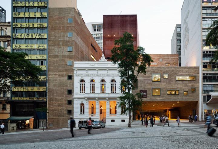 Arquitetura brasileira além da copa