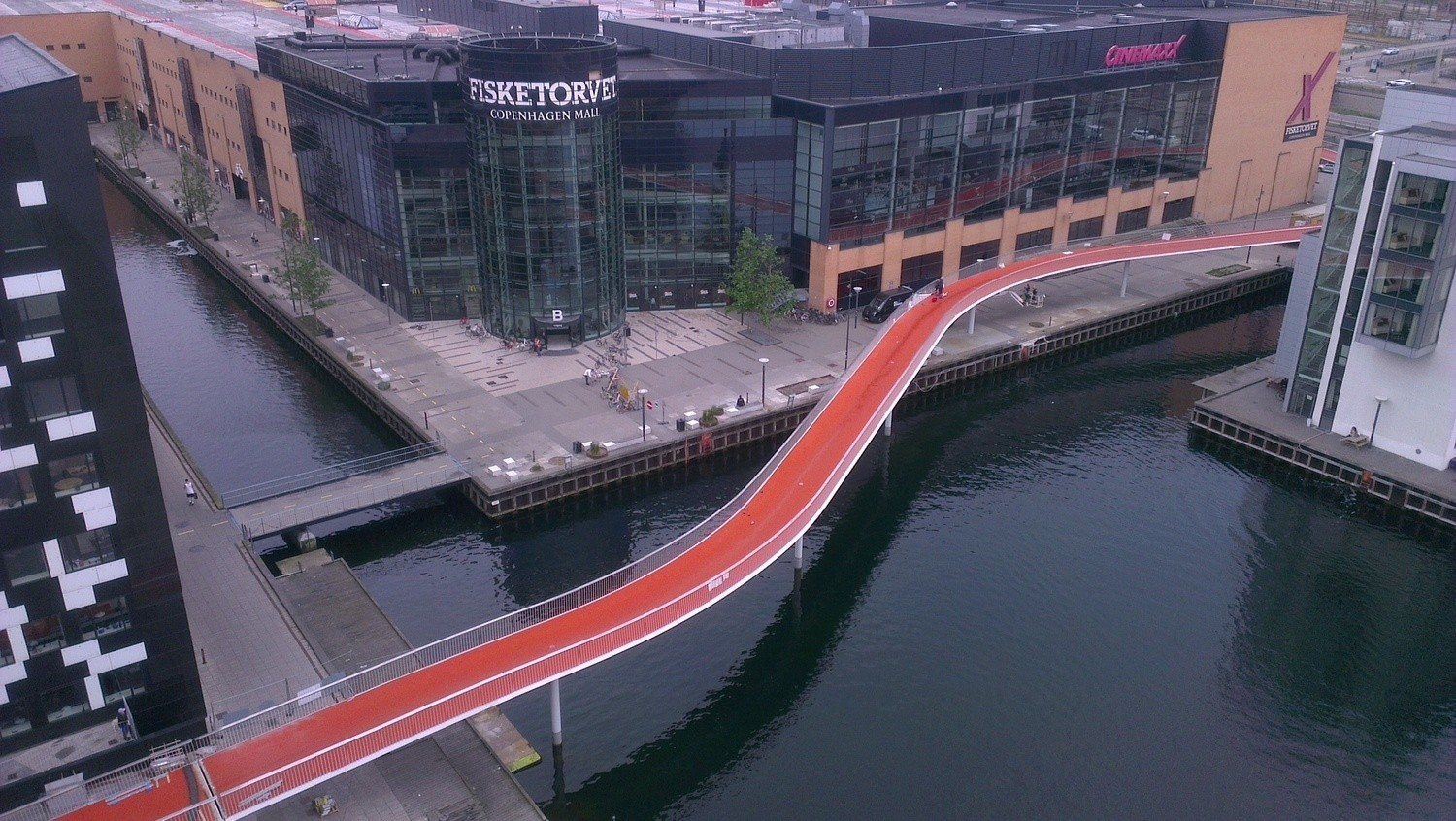 Copenhagen Cycle Snake