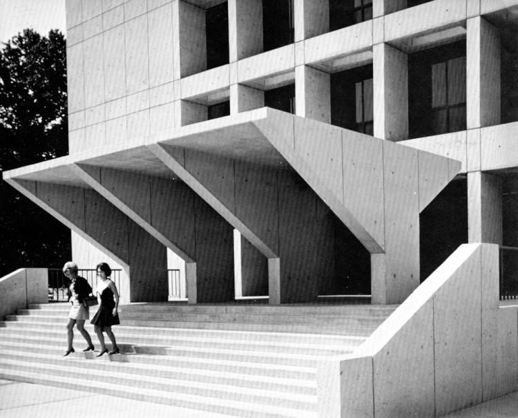 F yeah brutalism blog re ne arquitetura brutalista pelo for Architecture 1960