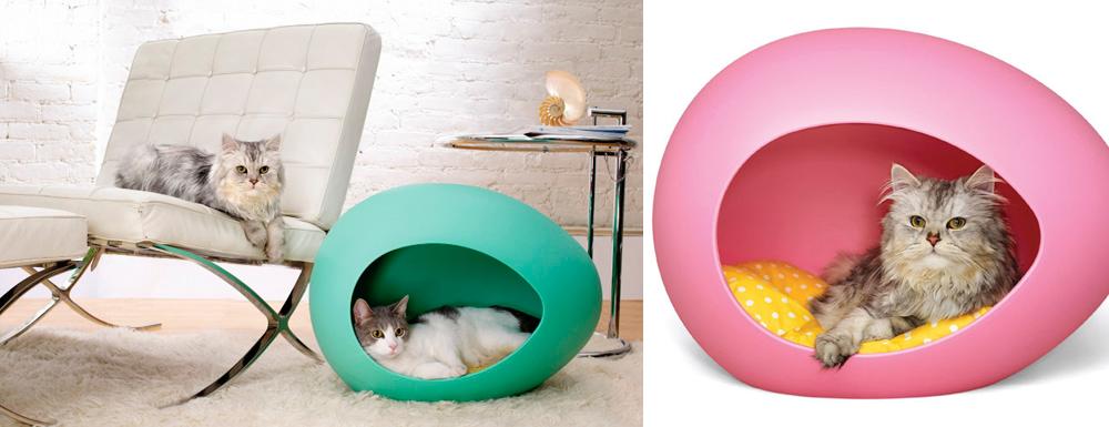 10 produtos incríveis de design para gatos