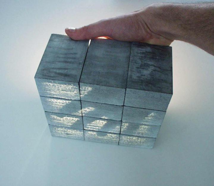 Novos materiais de construção: concreto translúcido