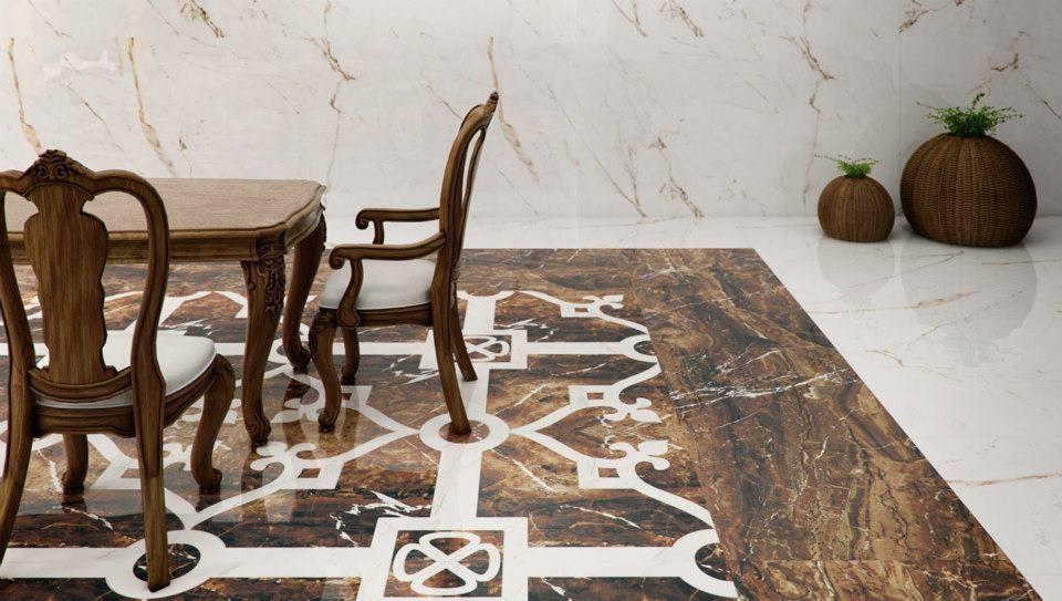 A mesma beleza, menores custos: 5 materiais que imitam mármore