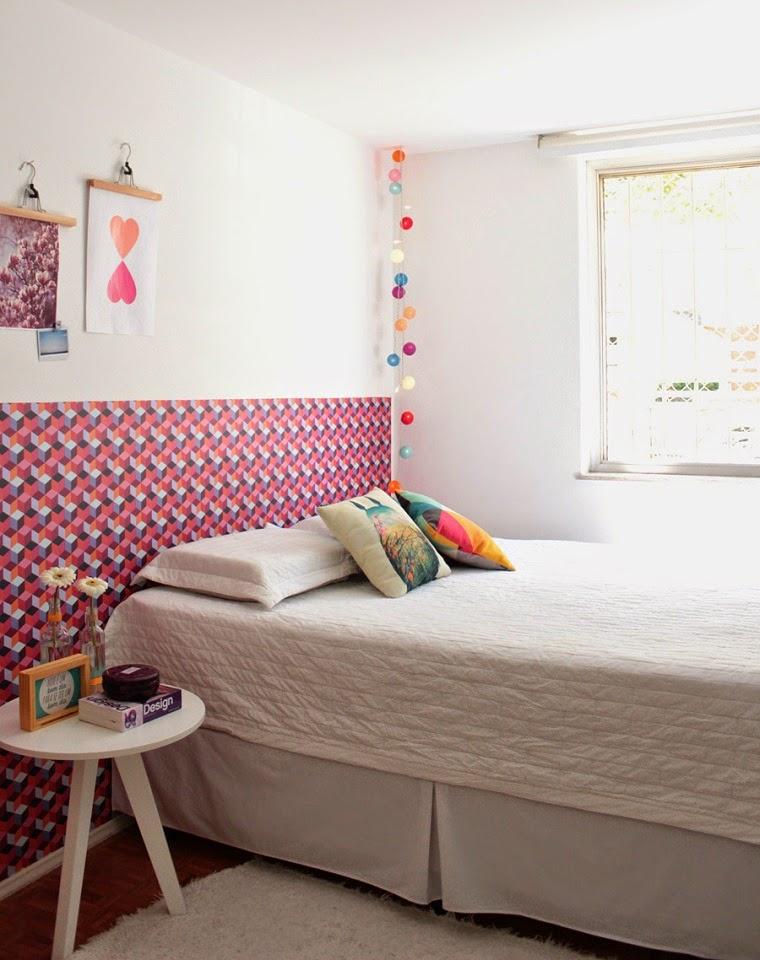 13 dicas de decoração para apartamentos alugados -> Decoracao Banheiro Apartamento Alugado