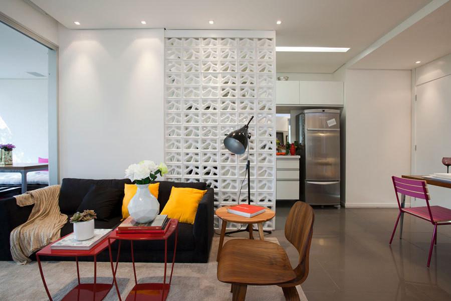 Divis rias em 3d cobog madeira vidro e muito mais - Placas decorativas paredes interiores ...