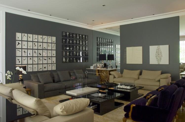 8 Motivos Para Utilizar O Preto Na Decora O De Casa