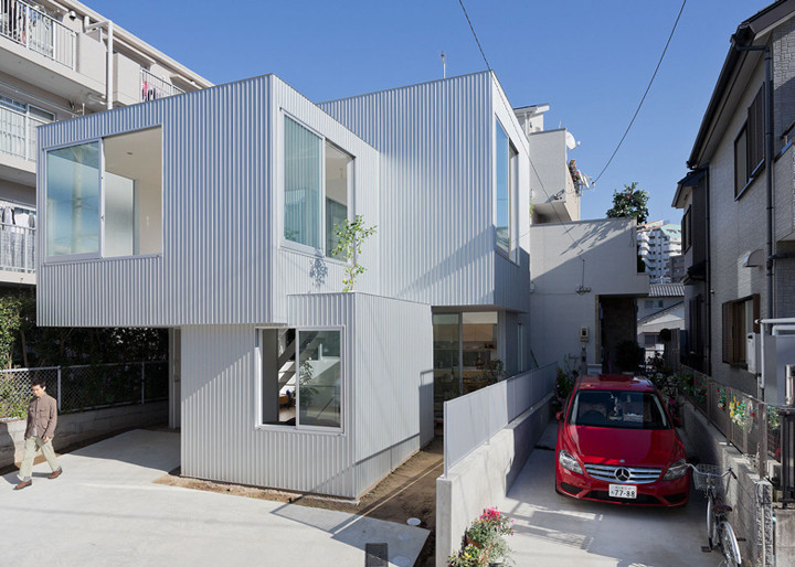O melhor da arquitetura japonesa em 10 casas for Casa moderna japonesa