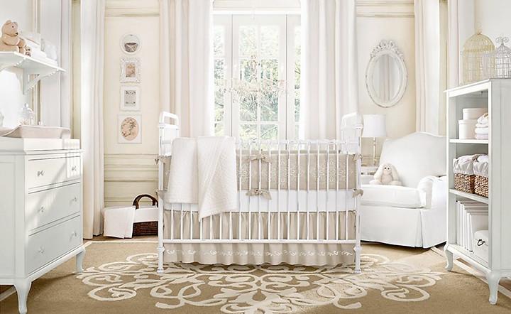 10 dicas práticas de decoração para o quarto do seu bebê