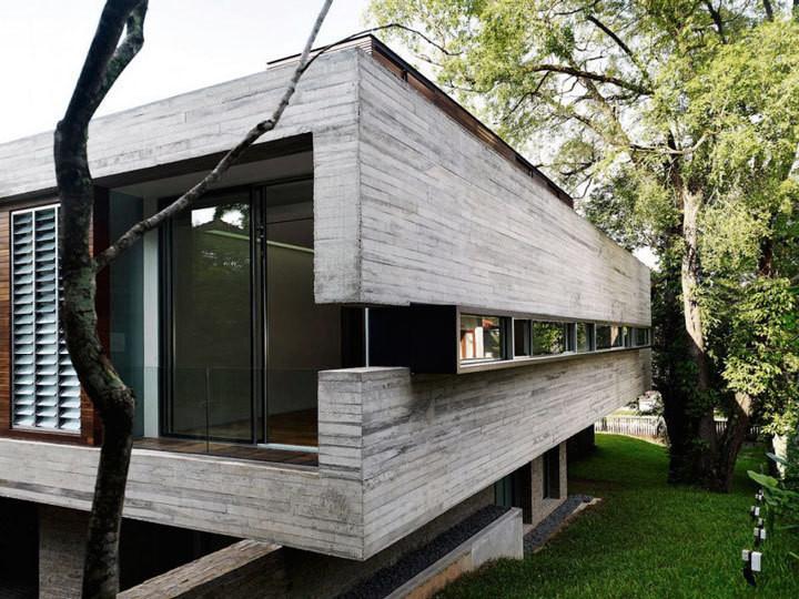 Aluminium Window Designs For Concrete Houses