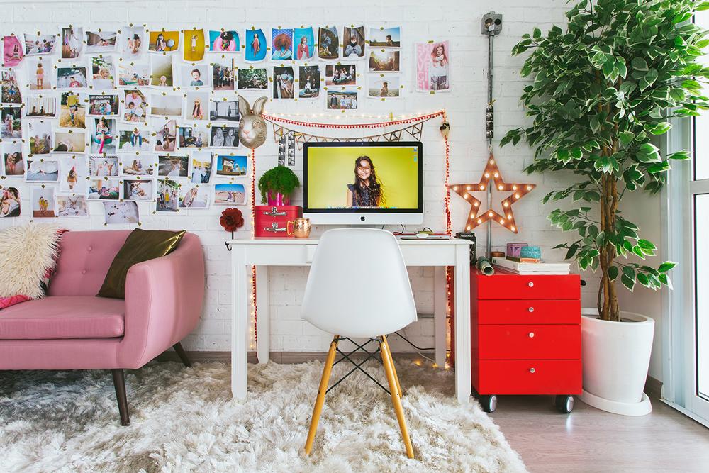 6 dicas para montar um Home Office digno de board no Pinterest