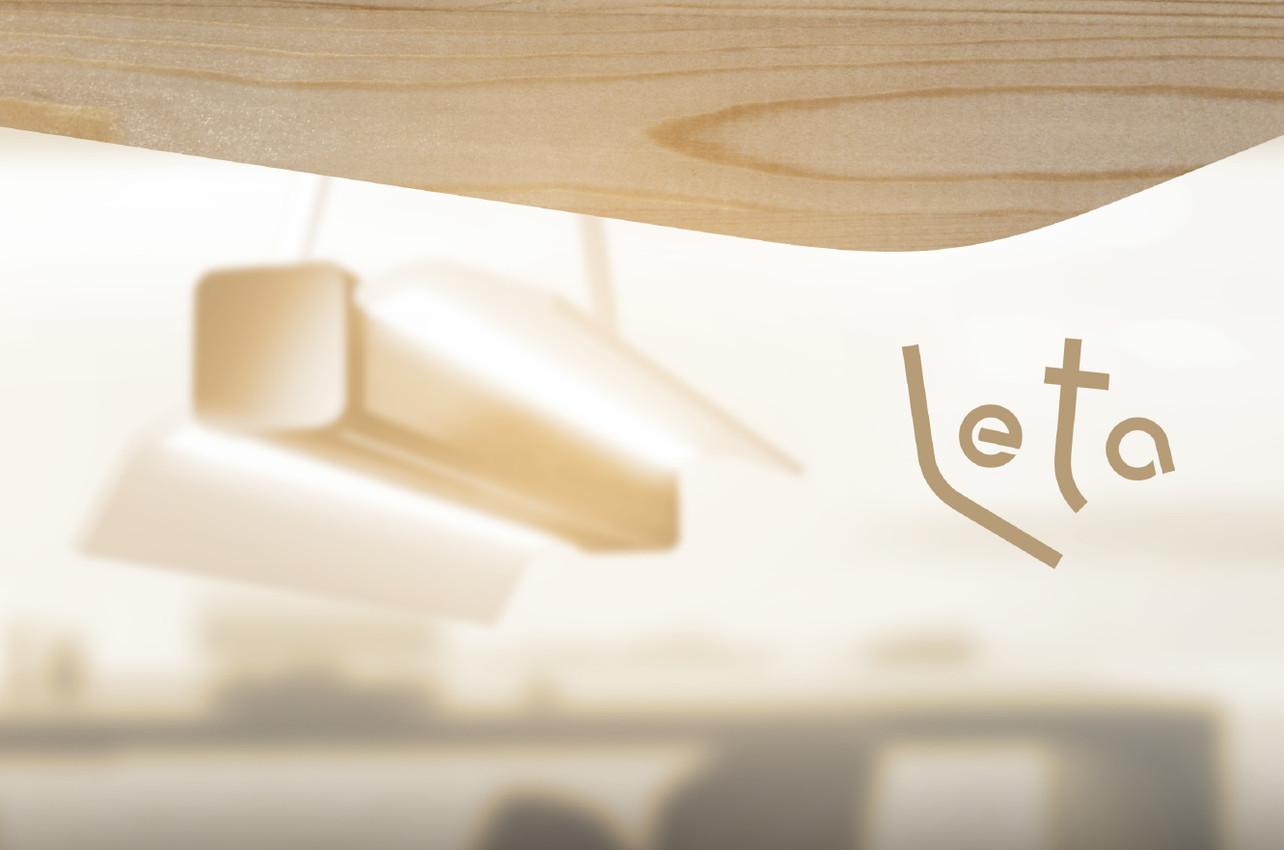 Leta: 2° lugar na categoria Profissional do Prêmio bim.bon Senai 2015 | Design de Produto