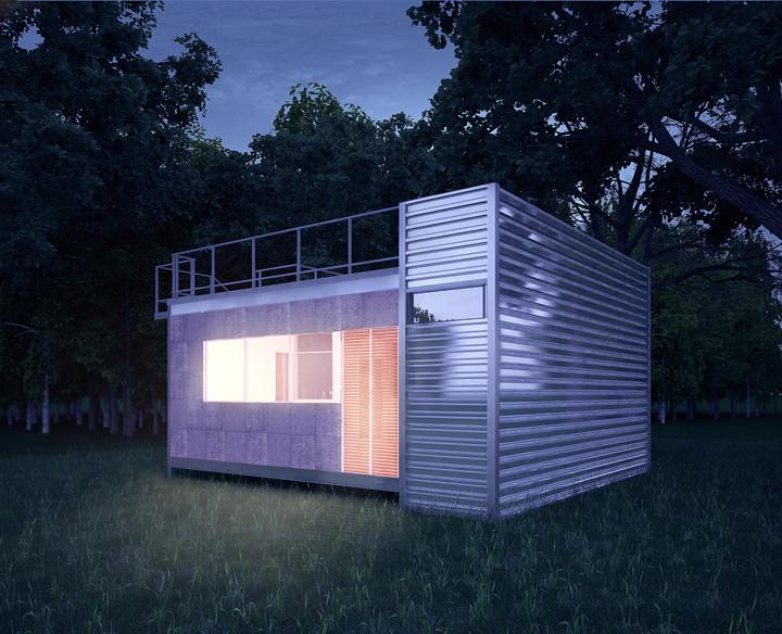 Módulo.um: 2º lugar na categoria Profissionais do Prêmio bim.bon Senai 2015 | Arquitetura