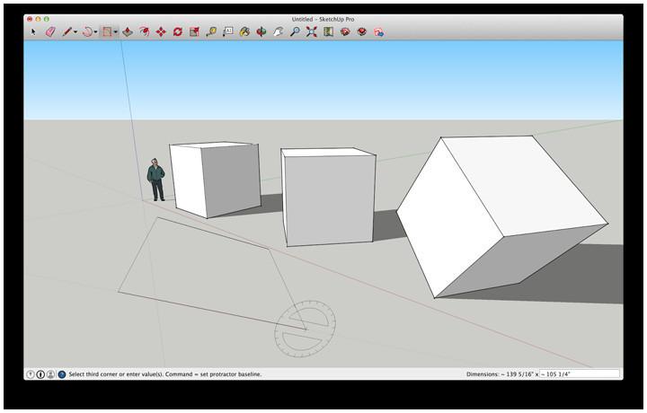 Warehouse 3d corta suporte para sketchup 8 for Azulejos para sketchup 8