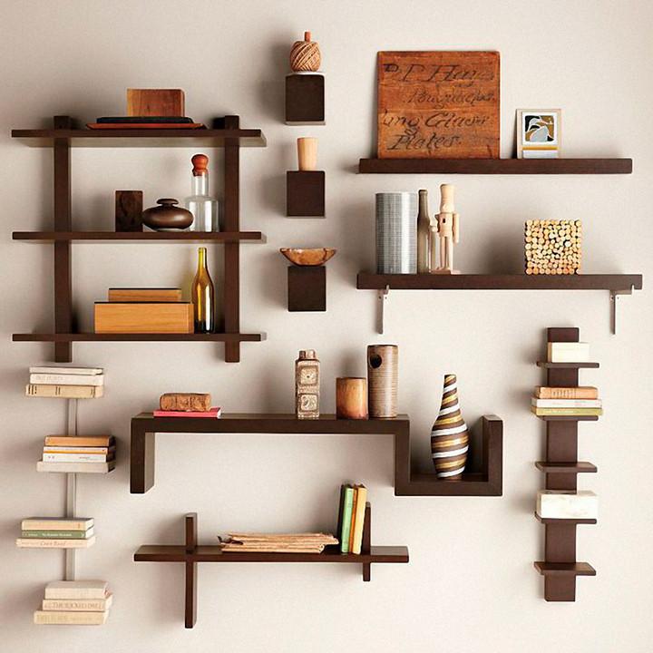 Guia de prateleiras e estantes: dicas, materiais e 17