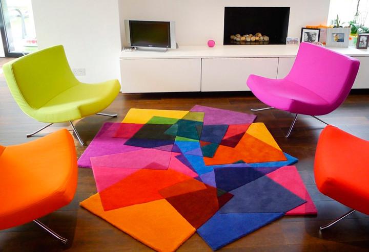 Aprenda a combinar as cores certas para decorar sua casa