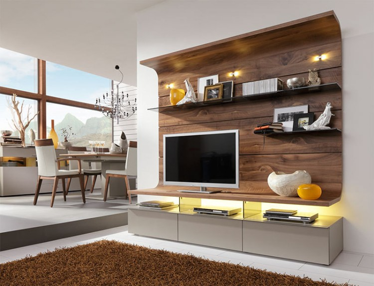 5 maneiras de esconder os cabos da televis o. Black Bedroom Furniture Sets. Home Design Ideas