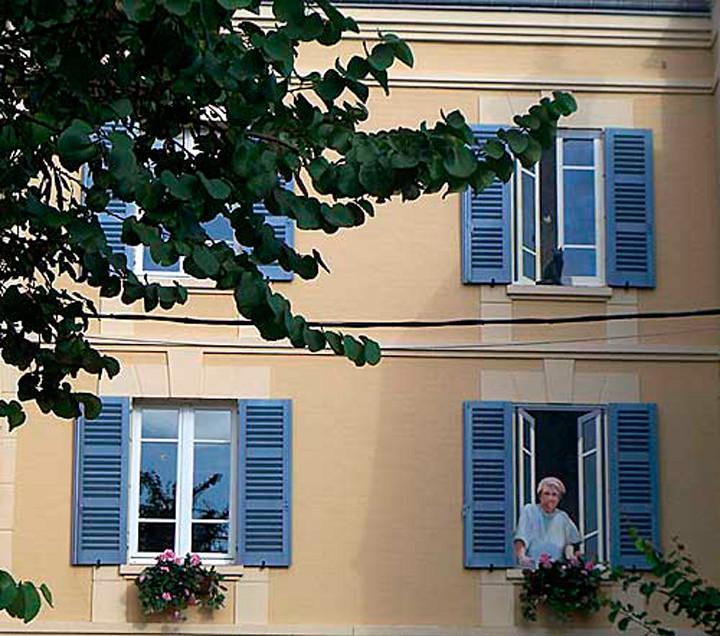 A história por trás das janelas falsas nos edifícios de Paris