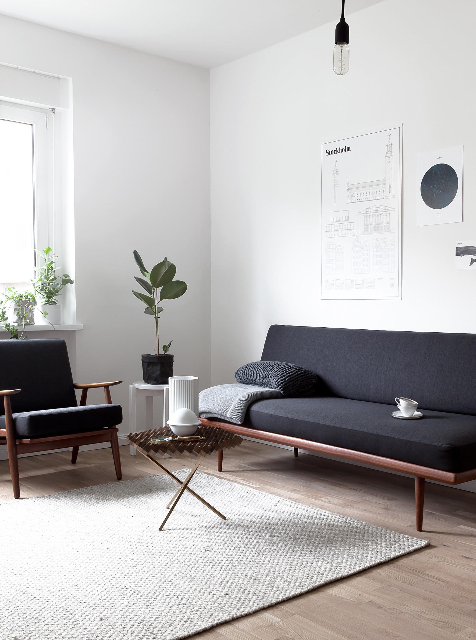 Minimalismo caracter sticas do estilo e inspira es for Soggiorno minimalista